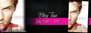 professor cline blog tour