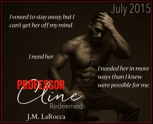 professor cline redeemed teaser