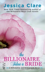 The Billionaire Takes A Bride book cover