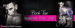 the lies between us book tour